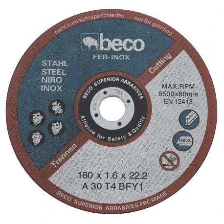 استیل بر بکو BECO 180X1.6
