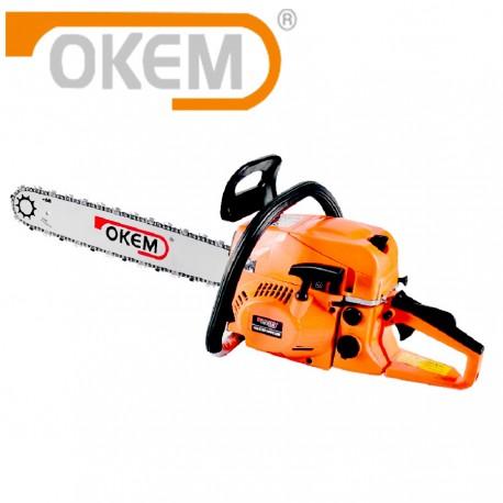 اره موتوری چینی 50 سانت Gas Chainsaw Handheld OKEM