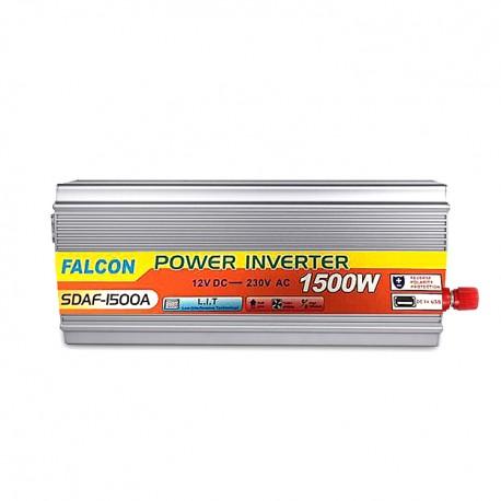 مبدل برق خودرو FALCON 1500 W