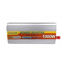مبدل برق خودرو 1000 وات فالکون 12 به220 ولت اینورتر برق