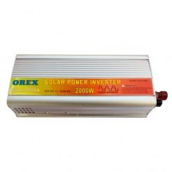 مبدل برق خودرو 2000 وات اینورتر 12 به 220 ولت اورکس OREX