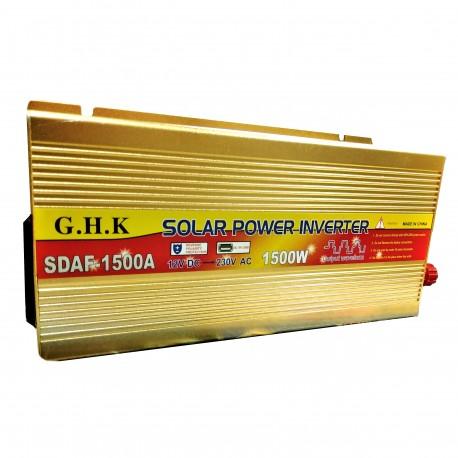 مبدل برق خودرو G.H.K 1500W
