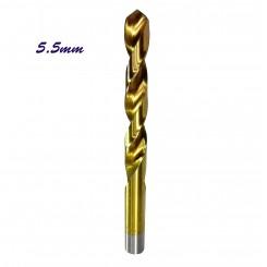 مته آهن سایز5.5 میلمتر طلایی اطلس
