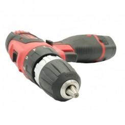 دریل شارژی ادون 12 ولت 2 باتری